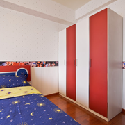 现代宜家儿童房装修