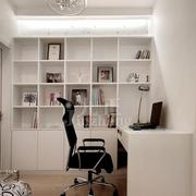 宜家风格书柜设计