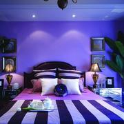 卧室盆栽展示