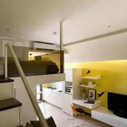 小户型房屋床设计
