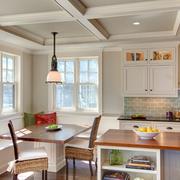 简欧式厨房装饰设计图片
