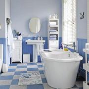 地中海风格浴室