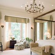 简欧式风格卧室