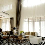 家居窗帘设计