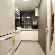 现代厨房欣赏