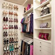 衣帽间鞋柜展示图片