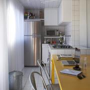 公寓厨房设计欣赏
