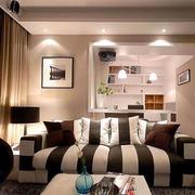 暖色调房屋设计大全