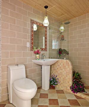 卫生间地板砖效果图