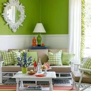 客厅茶几装修图片