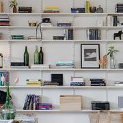 书房书架装修设计