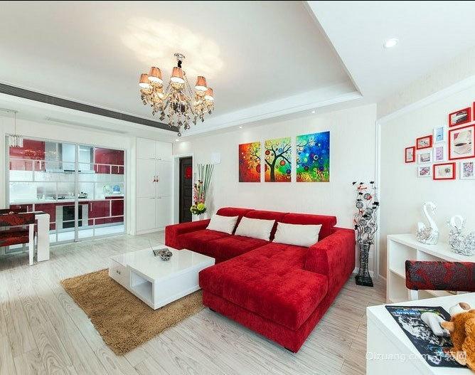 打造抢眼大户型新房室内装修设计效果图