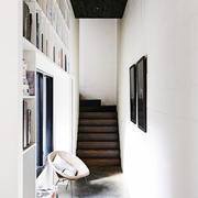 单身公寓楼梯设计