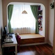 小房间木地板效果图