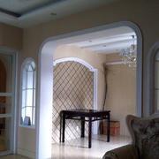 别墅拱门装修图片