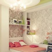 小房间灯光效果图