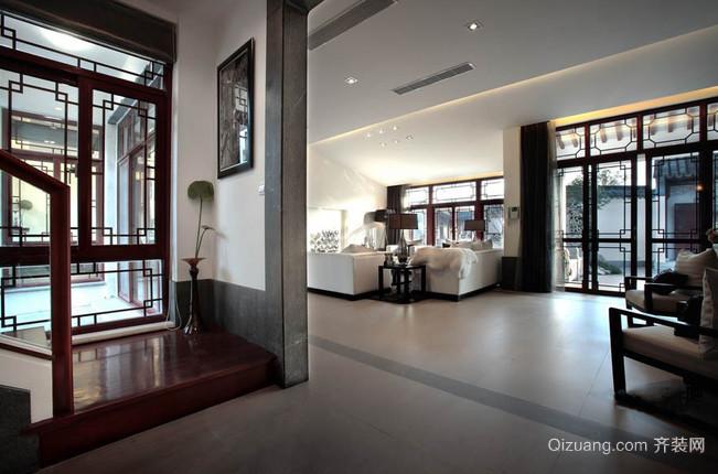 让人神清气爽的中式风格门窗装修设计图片鉴赏