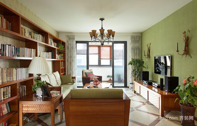 令人心旷神怡的东南亚风格门窗装修设计图片鉴赏