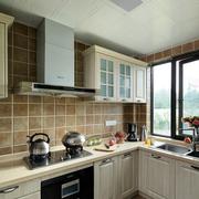 厨房门窗效果图片