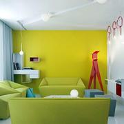 自然风格单身公寓装修