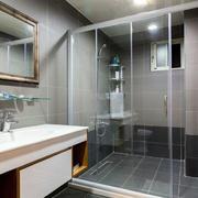 单身公寓卫生间装修