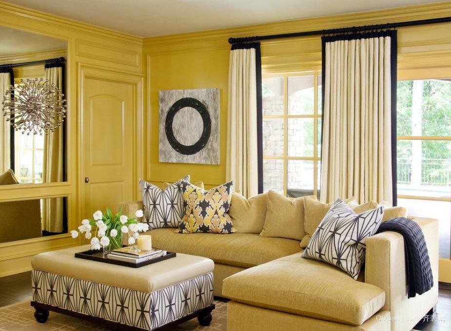 140平米气质浪漫简约的客厅装修效果图