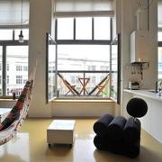 阁楼飘窗设计图片
