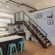 阁楼吧台设计欣赏