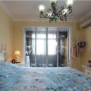 欧式风格小房间效果图