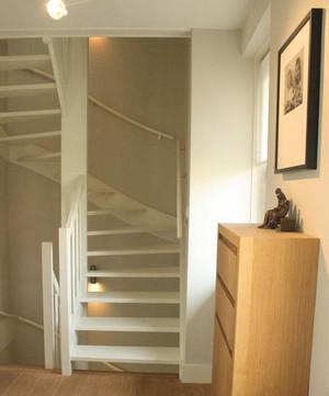 2015简欧风格美观大方楼梯装修效果图