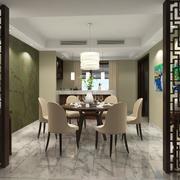 传统型单身公寓设计