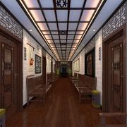 传统型走廊吊顶设计
