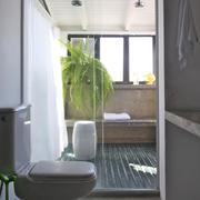 公寓卫生间设计欣赏