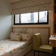 两室两厅飘窗设计