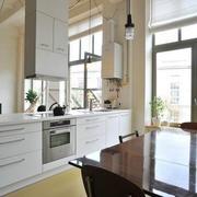 阁楼厨房设计图片
