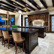 传统型客厅装修欣赏