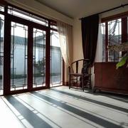 传统型门窗效果图片