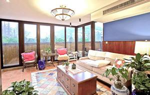 温暖和煦的美式风格门窗装修设计图片