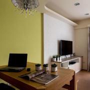 单身公寓桌子装修