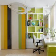 田园气息单身公寓设计