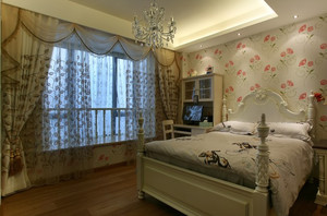 浪漫奢华的经典法式风格门窗装修设计图片