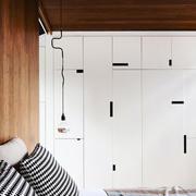 单身公寓衣柜设计