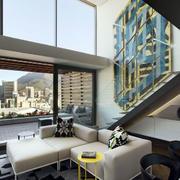 公寓飘窗效果图片