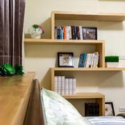 单身公寓书房装修