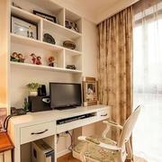 三室两厅电脑房设计