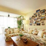 客厅照片墙装修大全