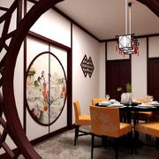 传统系列餐馆设计图片