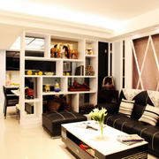 三室一厅沙发装修