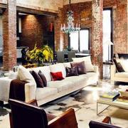 房屋沙发效果图片