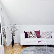 阁楼沙发装修图片